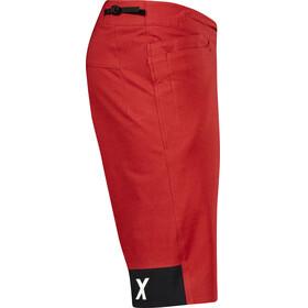 Fox Indicator Sykkelbukse Herre no Liner rød